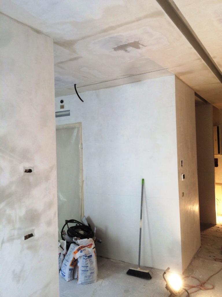Abbassamento Soffitto In Cartongesso Prezzo: Muri divisori in cartongesso controsoffitti con l.